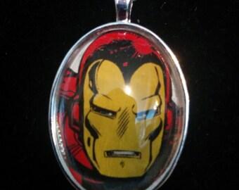 Marvel Iron-Man Avengers Pendant