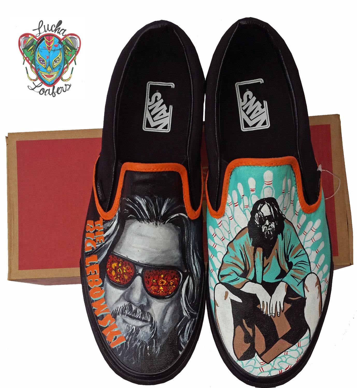 Big Lebowski Vans Shoes