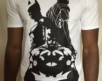Batman tshirt Batman Beyond DC Comic t-shirt best batman tee bruce wayne