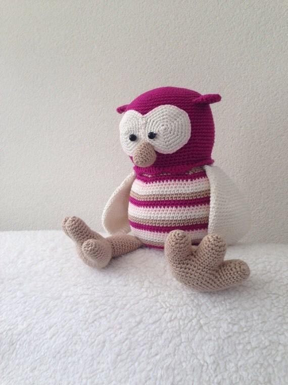 gef llte eule h keln crochet tier amigurumi. Black Bedroom Furniture Sets. Home Design Ideas