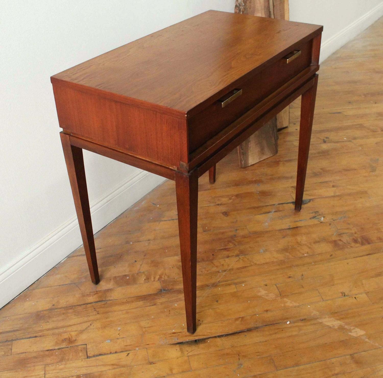 Mcm console table vanity desk haute juice - Table haute console ...