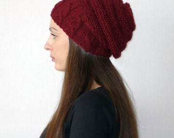 Clothing Gift - Knitted hats for women, Outdoors gift, Winter hat women, Knit accessories, Women's Christmas gift, Knit Hats Women