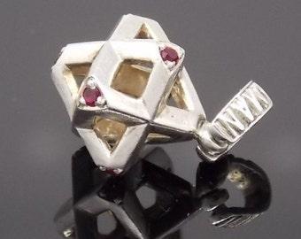 merkaba pendant silver, merkaba  silver, Sacred geometry, Kabbalah jewelry, Handmade silver jewelry, Merkaba necklace, merkaba pendant