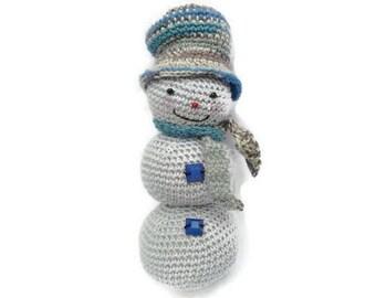 Snowman  Decoration Snowman Ornament Christmas Decoration Xmas Ornaments Christmas Ornament Ready to Ship