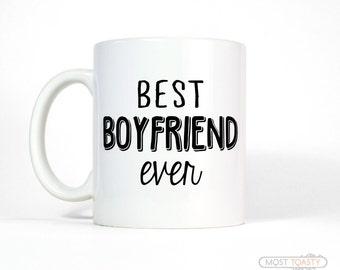 Best Boyfriend Mug   Anniversary Gift for Boyfriend   Long Distance Boyfriend Gift   Boyfriend Coffee Mug