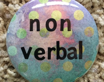 Non Verbal Button