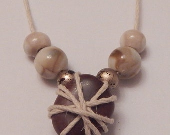 Dolomite Long Necklace