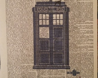 Dictionary Art- Custom Designs Available!