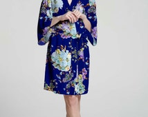 I04008 Kimono Japan wedding kimono dress silk kimono robe kimono for men house robes bridal and bridesmaid robes monogrmm robes silk robes