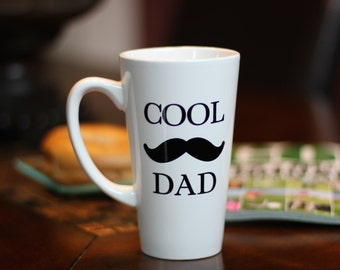 Cool Dad Coffee Mug - Perfect for Father's Day!
