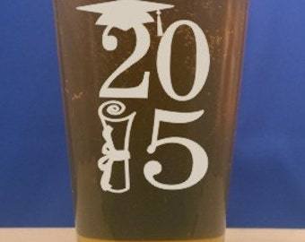 Personalized Pint Glass-16 oz. glass-Engraved Beer Glass-Personalized Wedding Glasses-Best Man-Father of the Bride-Birthday-Free Engraving