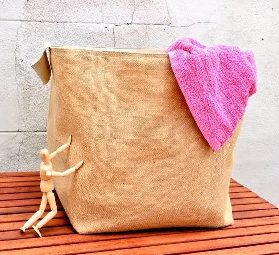 Items Similar To Giant Laundry Bag Extra Large Basket With