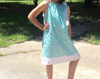 Girls' Pillowcase Dress