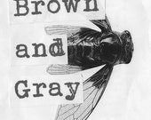 Brown and Gray: An Asexual People of Color Zine