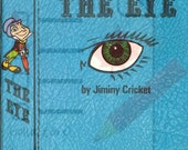 "1987 ~ ""The Eye"" by Jiminy Cricket ~ Canadian National Institute for the Blind"