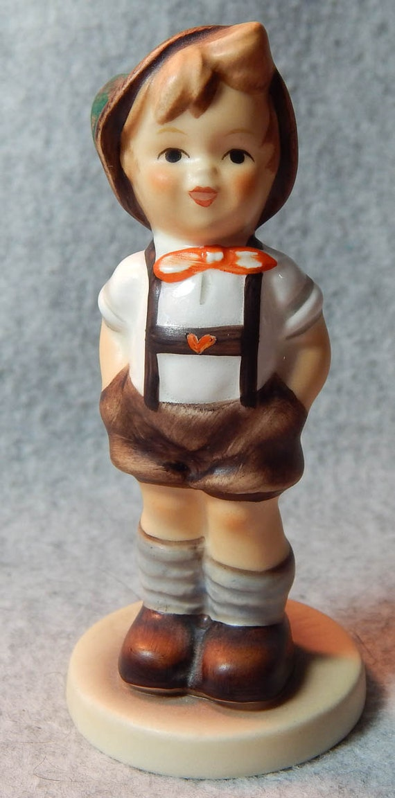 Hummel Figurine, For Keeps, special edition 1994-1995, mold 630, TMK 7