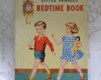 Little People's Bedtime Book-Juvenile productions -1950's?