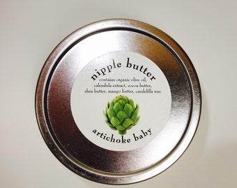 organic nipple butter for breast feeding mamas shea butter healing nourishing lanolin free vegan