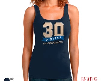 30th Birthday, 1986 Birthday, Women's T-Shirt, 30th Birthday Gift, 30th Birthday Party, 30 Birthday, 30 Birthday Shirt For 30 Year Old!