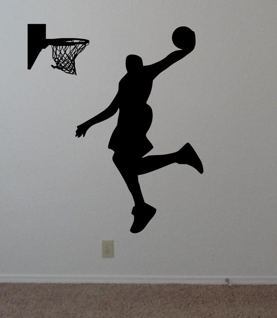 kids basketball bedroom