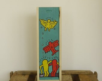 Wine box / Winebox FLYING ANGELS