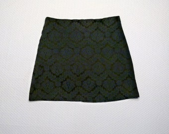 90s Your Older Sisters Mini A Line Skirt