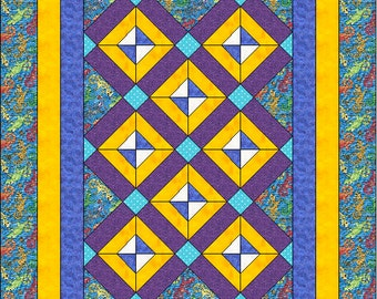 Blocks for Briggs Quilt Pattern