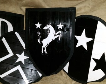 Custom Heater Decorative Medieval Shield