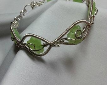 Vines and Leaves Bracelet