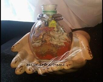 Magick Spell Bottle