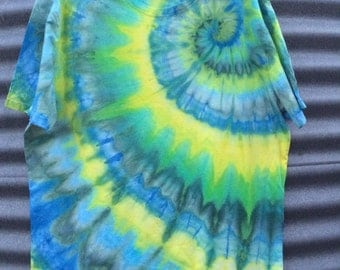 Men's Short Sleeve Tie Dye t-shirt