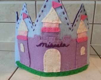 Princess Castle Crown