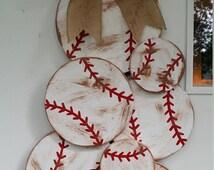 Unique Baseball Door Hanger Related Items Etsy