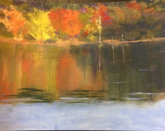 Landscape: Fall in New England