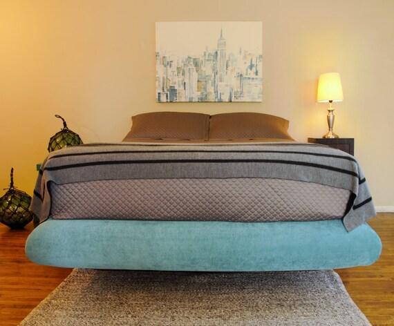 Luna Softframe A Modern Platform Bed Frame For