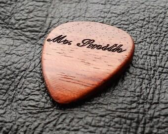 wood pick, handmade