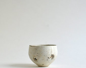 Kohiki Round Tea Cup (M);Made to Order in 2 months , Takashi Sogo (15005501-01M)