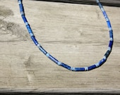 Cool Blue Necklace