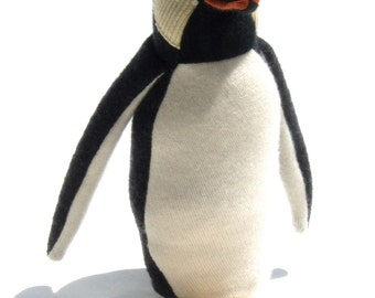 An Emperor Penguin