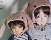 YOSD - Brown Bunny Hat