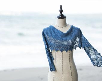 Altitude Shawlette PDF Knitting Pattern