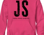 Josh Sheppard Memorial Skydiving Hoodie - JS Ready, Steady, Spaghetti - Wingsuit, Skydiver