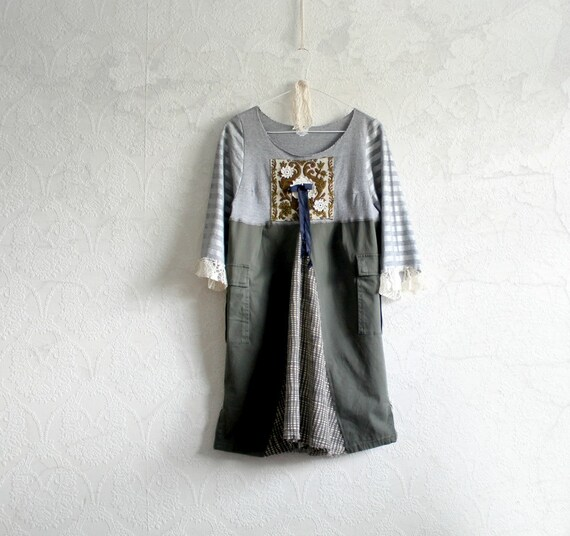 Rustic Country Boho Clothing Eco Chic By Brokenghostclothing