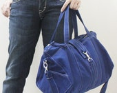 New Year SALE - 20% OFF Diamond in Royal Blue / Messenger / Diapers bag / Tote / Hobo / Shoulder Bag / Purses / Handbags / Women / For her