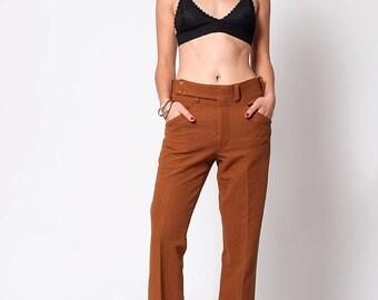 The Vintage 70s Brady Trouser Pants