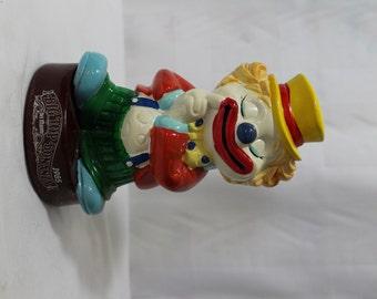 """1985 Del Monte """"Big Top Bonanza"""" Clown Bank"""