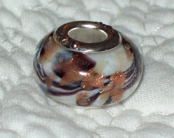 Murano Glass European Style Bead