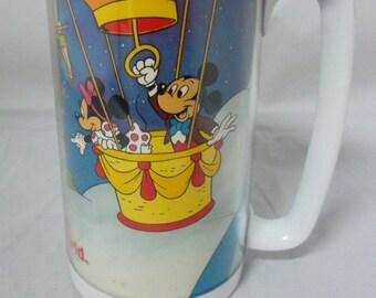 Vintage Walt Disney World Thermo Serv Serve Mug
