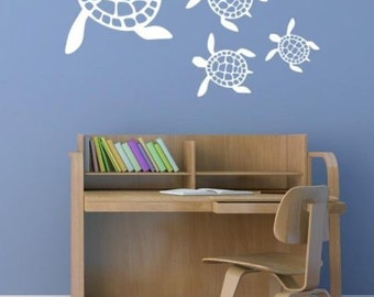 Sale. 30% Off. 1 Day Only. Use Coupon Code 30sale. Sea Turtle Vinyl Wall Decal Sticker