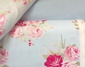 Blue 100 percent cotton Batiste Heirloom Sewing Quality 56 Inches Wide Beautiful by Fabric Finders, Inc.